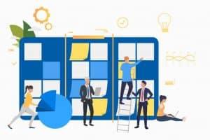 Explicando o Agile em Escala