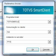 totvs smart client