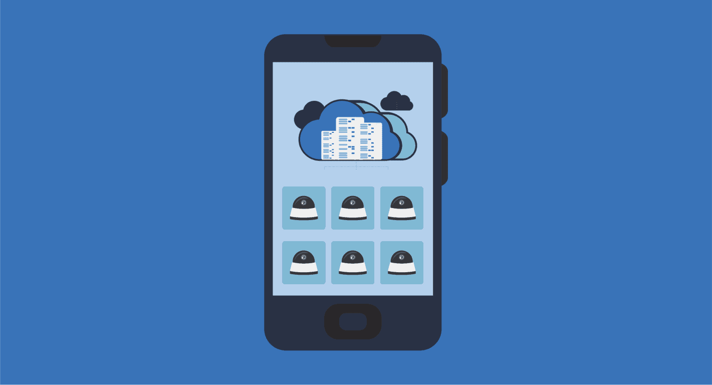 benefícios do CFTV em cloud